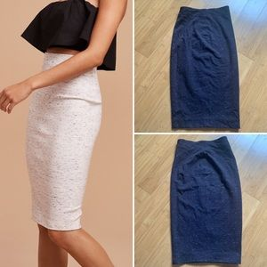 Wilfred Bodycon Penil Skirt